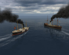 Ironclads: Schleswig War 1864 Screenshot from Shacknews