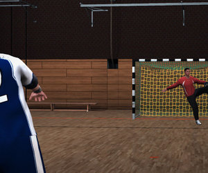 Handball Challenge Screenshots