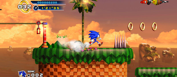 Sonic the Hedgehog 4: Episode 1 News