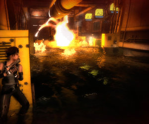 Hydrophobia Screenshots