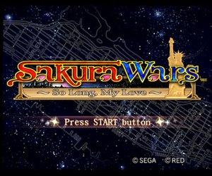 Sakura Wars: So Long, My Love Chat