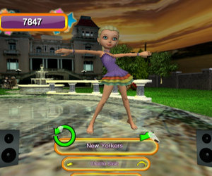 Dance Sensation! Screenshots