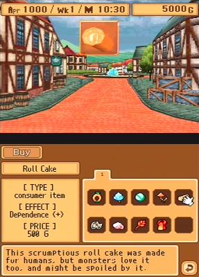 Monster Rancher DS Videos
