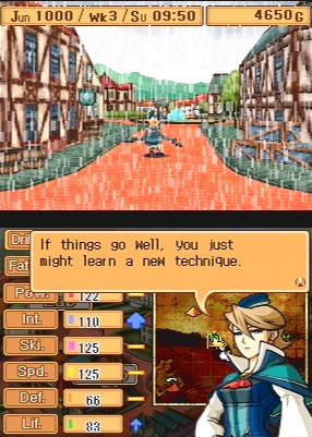 Monster Rancher DS Screenshots