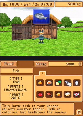 Monster Rancher Screenshot from Shacknews