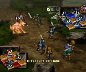 Ogre Battle 64: Person of Lordly Caliber Screenshots