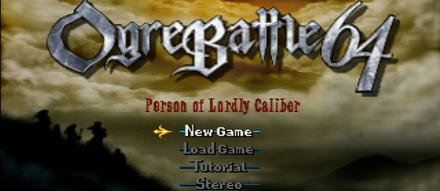 Ogre Battle 64: Person of Lordly Caliber News