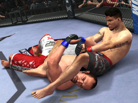 UFC Undisputed 2010 Screenshot from Shacknews