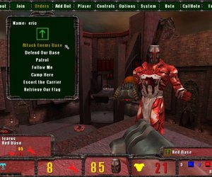 Quake 3: Team Arena Screenshots