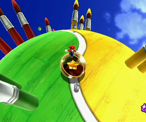 Super Mario Galaxy 2 Chat