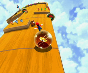 Super Mario Galaxy 2 Screenshots