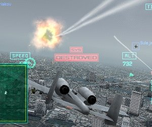 Ace Combat Joint Assault Chat