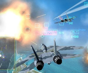 Ace Combat Joint Assault Videos