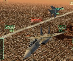Ace Combat Joint Assault Screenshots
