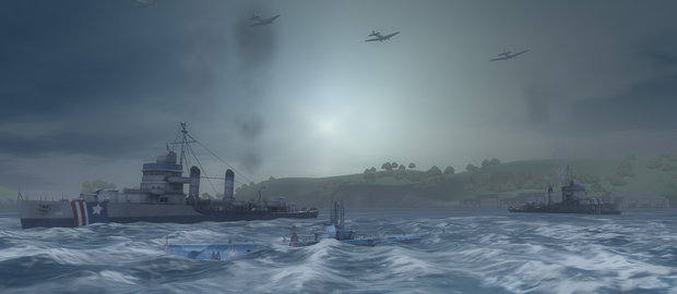 Naval Assault: The Killing Tide News