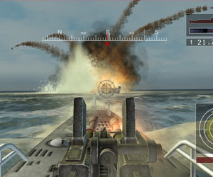 Naval Assault: The Killing Tide Screenshots