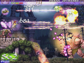 DeathSmiles Screenshot from Shacknews