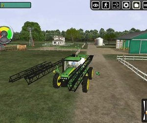 John Deere: Drive Green Screenshots