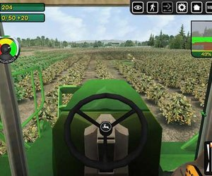 John Deere: Drive Green Screenshots