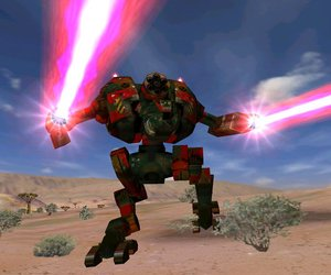 MechWarrior 4: Vengeance Screenshots