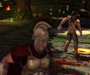 Deadliest Warrior Screenshots