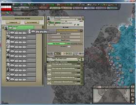 Hearts Of Iron III - Semper FI Screenshot from Shacknews
