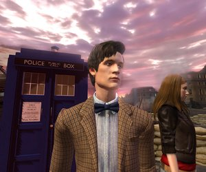 Doctor Who: The Adventure Games Files