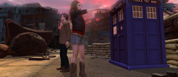 Doctor Who: The Adventure Games News