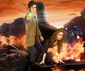 Doctor Who: The Adventure Games Screenshots