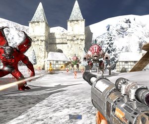 Serious Sam HD: The Second Encounter Files