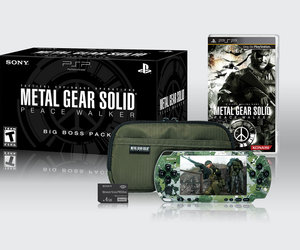 Metal Gear Solid: Peace Walker Screenshots