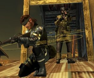 Metal Gear Solid: Peace Walker Screenshots