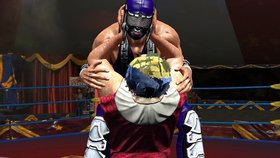 Lucha Libre AAA Heroes del Ring Screenshot from Shacknews