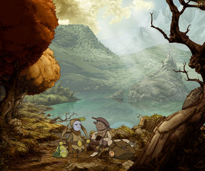 The Whispered World Files