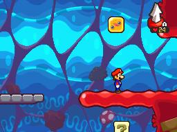 Mario & Luigi: Bowser's Inside Story Screenshots