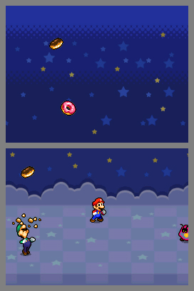 Mario & Luigi: Bowser's Inside Story Chat