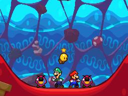 Mario & Luigi: Bowser's Inside Story Videos