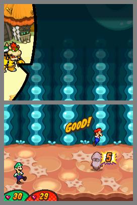 Mario & Luigi: Bowser's Inside Story Files