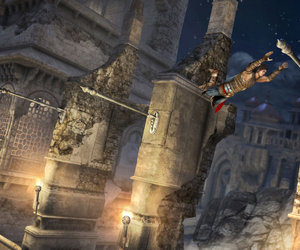 Prince of Persia: The Forgotten Sands Files