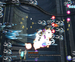 Soldner-X 2: Final Prototype Screenshots