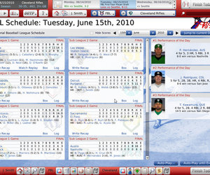 Out of the Park Baseball 11 Screenshots