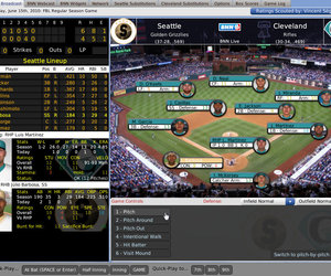 Out of the Park Baseball 11 Screenshots