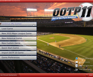 Out of the Park Baseball 11 Files