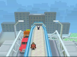 Pokemon White Screenshots