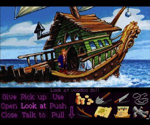 Monkey Island 2 Special Edition: LeChuck's Revenge Screenshots