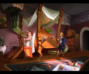 Monkey Island 2 Special Edition: LeChuck's Revenge Chat