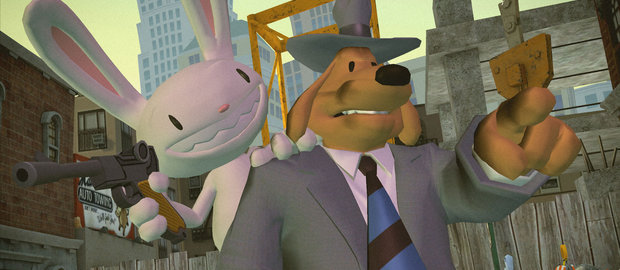 Sam & Max Episode 301: The Penal Zone News