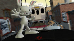 Sam & Max Season 3 Episode 301: The Penal Zone Screenshot from Shacknews