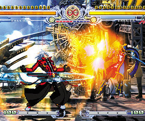 BlazBlue: Calamity Trigger Chat