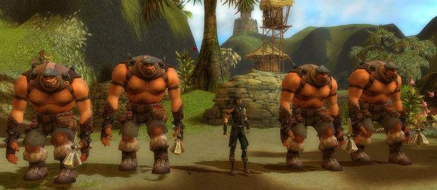 Guild Wars Nightfall News